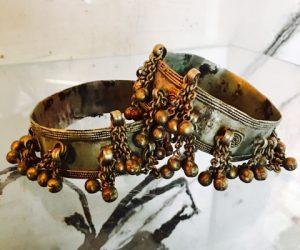 Pair Antique India Bracelets