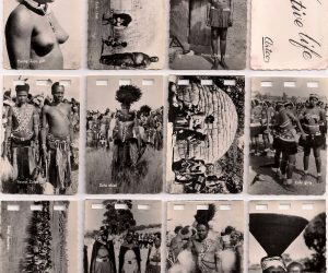 Collection of Vintage African Photographs